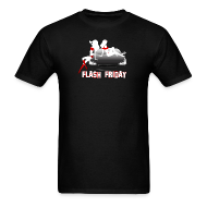 T-Shirts ~ Men's T-Shirt ~ Flash Friday Mens Tee