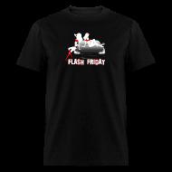 T-Shirts ~ Men's T-Shirt ~ Flash Friday Mens Tee