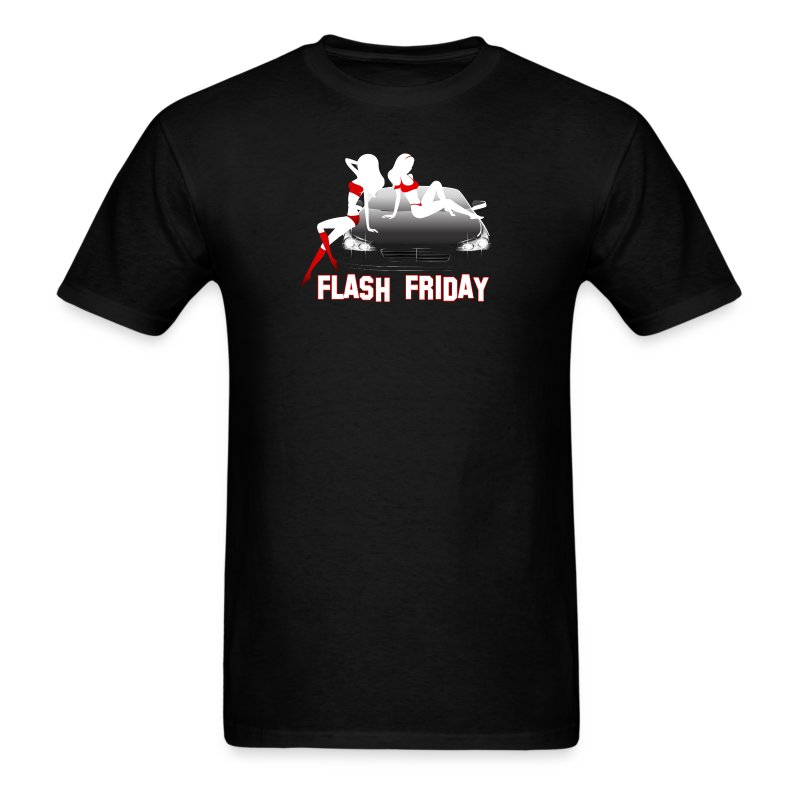Flash Friday Mens Tee - Men's T-Shirt