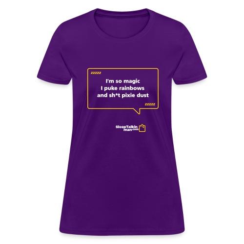 WOMENS: I'm so magic - Women's T-Shirt