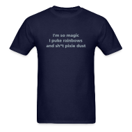 T-Shirts ~ Men's T-Shirt ~ MENS SIMPLE: I'm so magic