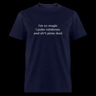 T-Shirts ~ Men's T-Shirt ~ MENS SIMPLE: I'm so magic