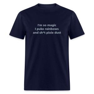 MENS SIMPLE: I'm so magic - Men's T-Shirt