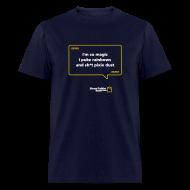 T-Shirts ~ Men's T-Shirt ~ MENS: I'm so magic
