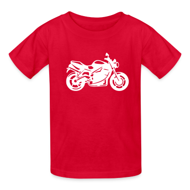 Motorcycle Kids' Shirts