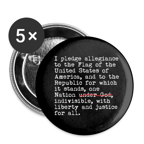 Pledge - Large Buttons