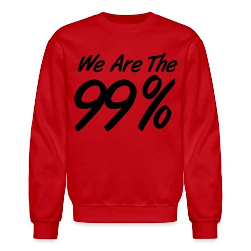 Infinite Swag I.S. (We Are The 99% With Swag) - Crewneck Sweatshirt
