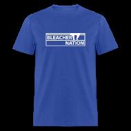 T-Shirts ~ Men's T-Shirt ~ Bleacher Nation Logo