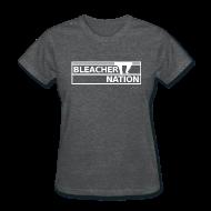 Women's T-Shirts ~ Women's T-Shirt ~ Bleacher Nation Logo
