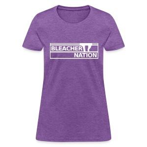 Bleacher Nation Logo - Women's T-Shirt