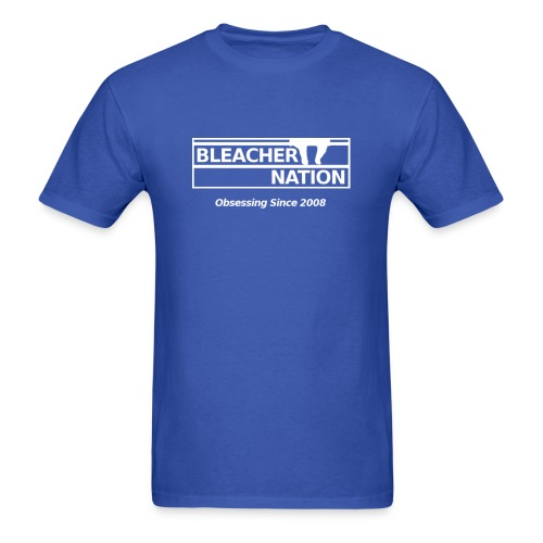 BN - Obsessing Since 2008 Standard Weight T-Shirt (Men's) - Men's T-Shirt