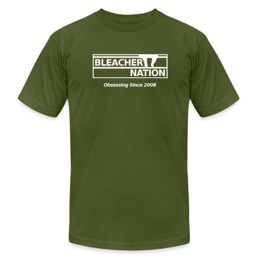 BN - Obsessing Since 2008 American Apparel Shirt (Men's) - Men's Fine Jersey T-Shirt