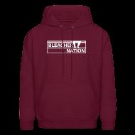Hoodies ~ Men's Hoodie ~ Bleacher Nation Logo