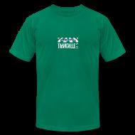 T-Shirts ~ Men's T-Shirt by American Apparel ~ Twangville Abbey Roadkill Tee