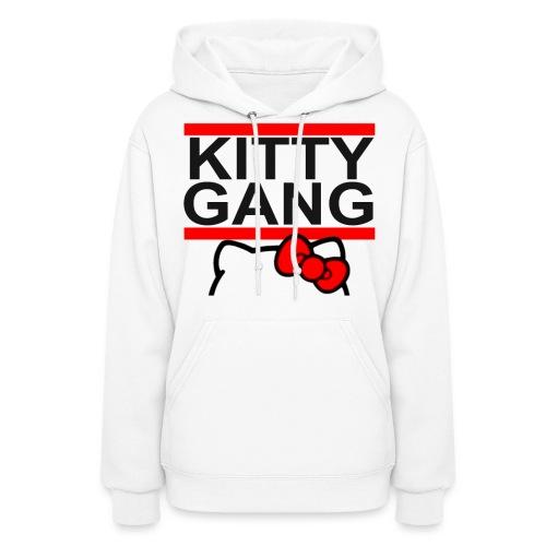 Kitty Gang - Women's Hoodie