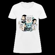 Women's T-Shirts ~ Women's T-Shirt ~ Medusa 99% for women