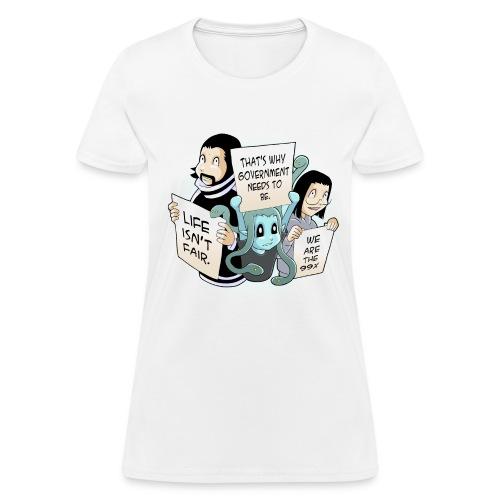Medusa 99% for women - Women's T-Shirt