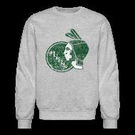 Long Sleeve Shirts ~ Crewneck Sweatshirt ~ Olde Hurons