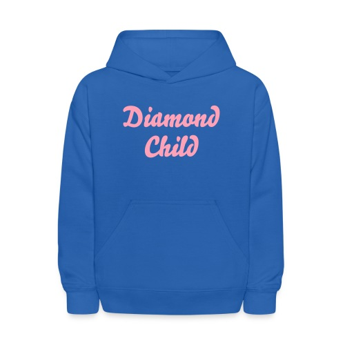 Diamond child - Kids' Hoodie