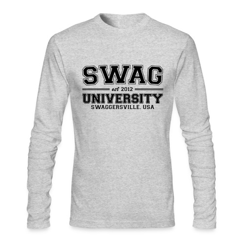 University of Swag - Men's Long Sleeve T-Shirt by Next Level