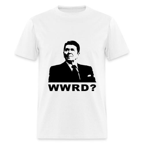 WWRD? T-Shirt - Men's T-Shirt