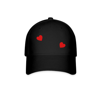 two hearts Caps