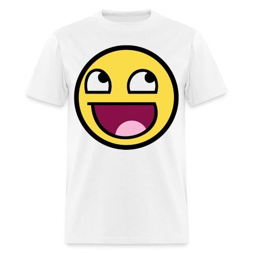 Awesome Face (Men's) - Men's T-Shirt