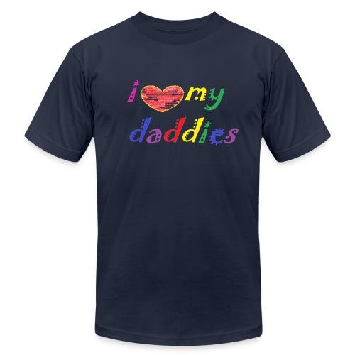 i  - Men's Fine Jersey T-Shirt