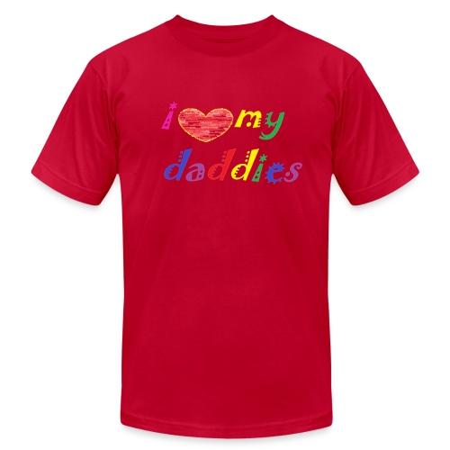 i  - Men's  Jersey T-Shirt