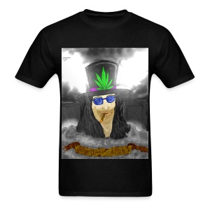 Marijuana Man by @dankraven420 - Men's T-Shirt