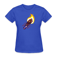 Women's T-Shirts ~ Women's T-Shirt ~ SAFETY TORCH! (Women's)