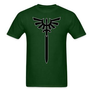 Master Sword With Wings - Men's T-Shirt