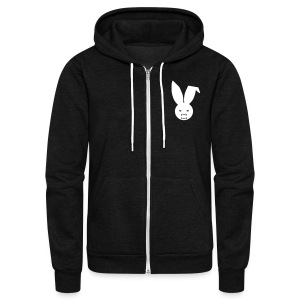 Epic Elite Class - Fleece Hoodie - Black Zip Up Hoody  - Unisex Fleece Zip Hoodie
