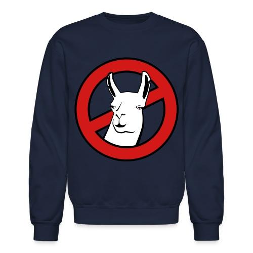 Llama Discrimination - Crewneck Sweatshirt