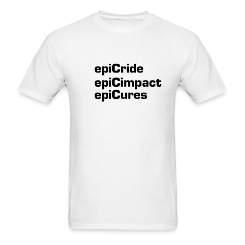 Team epiCures Supporter Tshirt - Men's T-Shirt