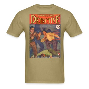 Thrilling Detective Pulp First Issue November 1931 - Men's T-Shirt