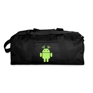 duffel bag Android christmas rudolf gogle - Duffel Bag