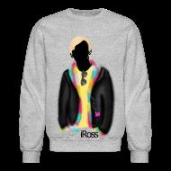 Long Sleeve Shirts ~ Crewneck Sweatshirt ~ iRoss SWEATER