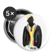 Buttons ~ Large Buttons ~ iRoss Large Button