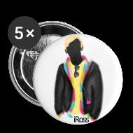 Buttons ~ Small Buttons ~ iRoss Small Button