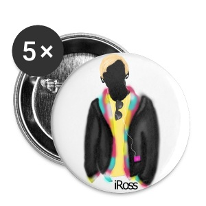 iRoss Small Button - Small Buttons
