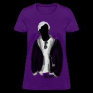 Women's T-Shirts ~ Women's T-Shirt ~ iRoss Grey WOMENS