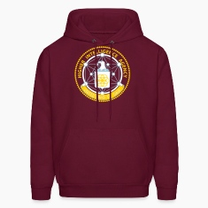 Higher Intelligence Agency Men's Hoodie