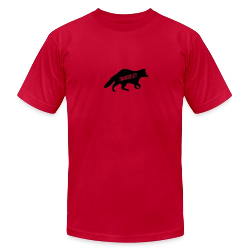 Twangville Fox Tee - Men's  Jersey T-Shirt