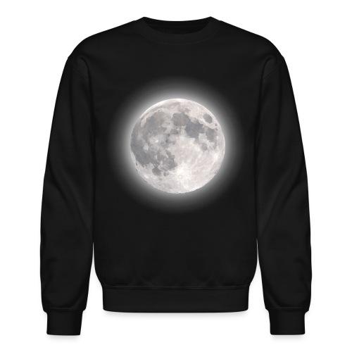 Moon Sweatshirt - Crewneck Sweatshirt