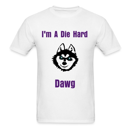Die Hard Dawgs - Men's T-Shirt