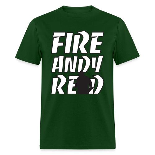Fire Andy Shirt - Men's T-Shirt
