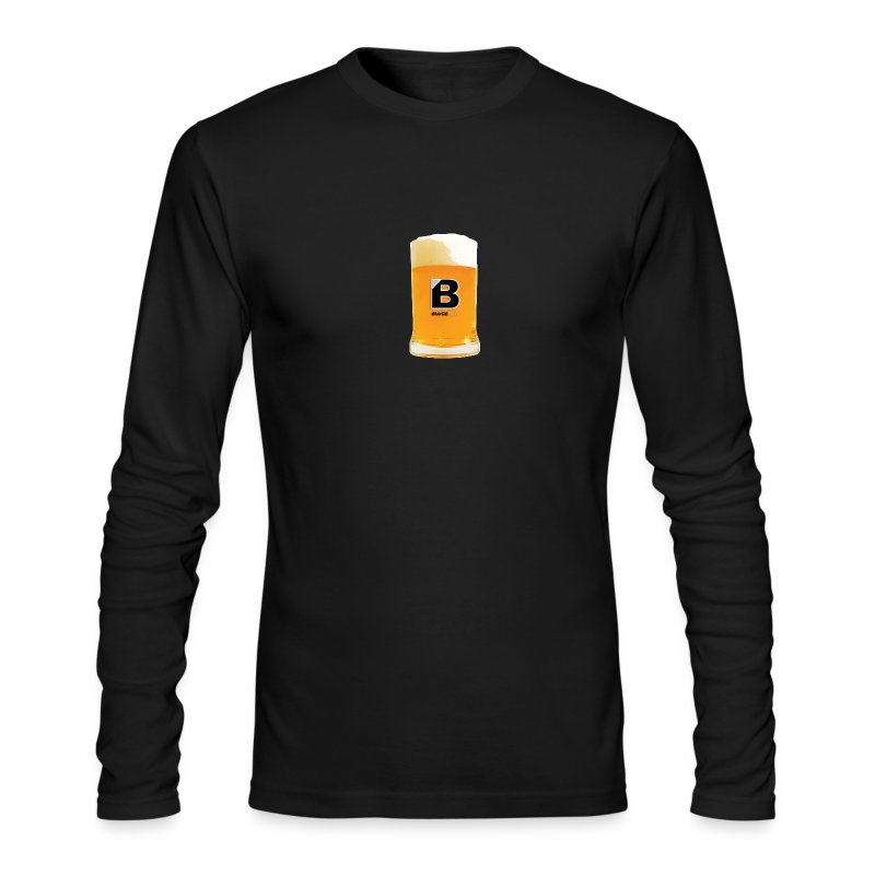 BULGEBULL BEER - Men's Long Sleeve T-Shirt by Next Level