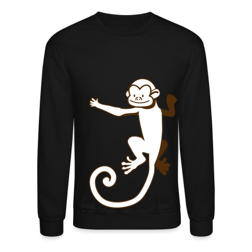 Monkey Crew Neck - Crewneck Sweatshirt