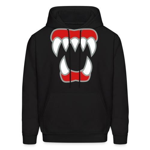 Teeth Hoodie - Men's Hoodie